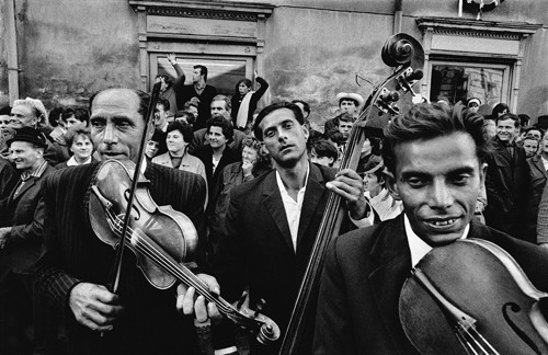 Moravia, negative, 1966; print, 1967, Josef Koudelka, gelatin silver print. Image courtesy of the Art Institute of Chicago, gift of the artist, 2013.1255. © Josef Koudelka/Magnum Photos