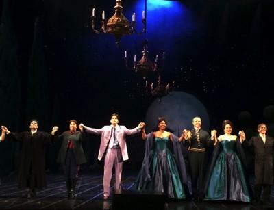 Figaro curtain call