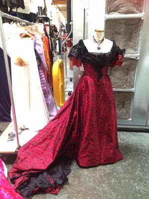 Kiri costume LA Opera