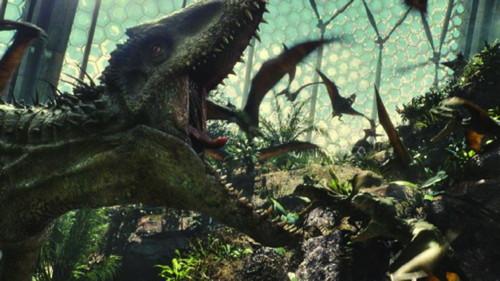 Jurassic World - aviary