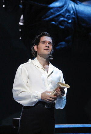 Michael Fabiano. All photos  ©Cory Weaver/San Francisco Opera.