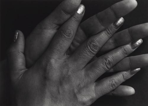 1 · 9 · 4 · 7 #61, 1988-89, Ishiuchi Miyako, gelatin silver print. The J. Paul Getty Museum. © Ishiuchi Miyako.
