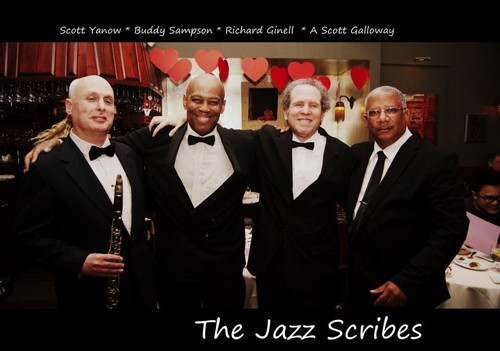 The Jazz Scribes: Scott Yanow, Richard S. Ginell, Buddy Sampson, A. Scott Galloway.