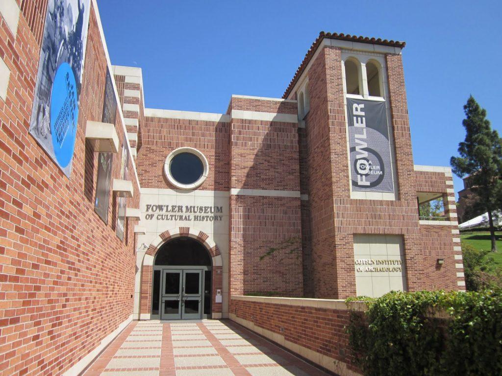 Fowler Museum exterior