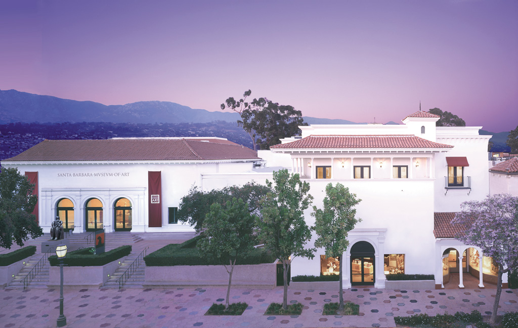 Santa Barbara Museum of Art California.