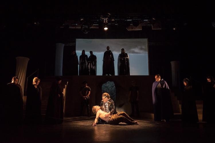 'Jesus Christ Superstar' at the Playhouse San Antonio. Photo by Siggi Ragnar.