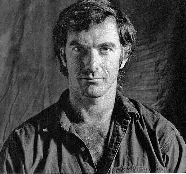 Filmmaker John Sayles.