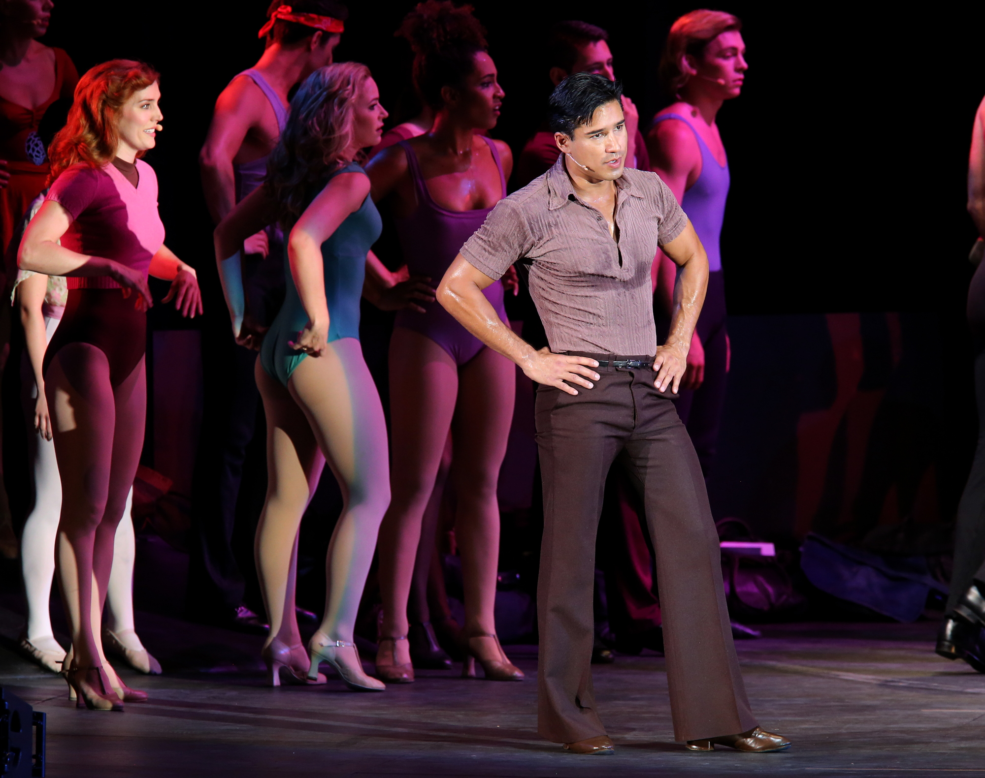 "Hollywood Bowl Presents ""A Chorus Line"" Photo by Craig T. Mathew/Mathew Imaging"