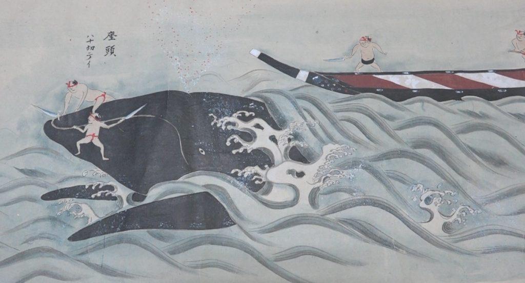 japanese-whale-art
