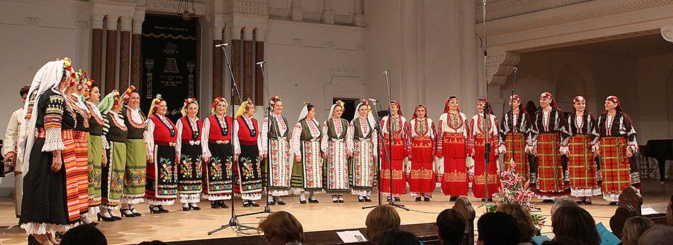 Le Mystère des Voix Bulgares.