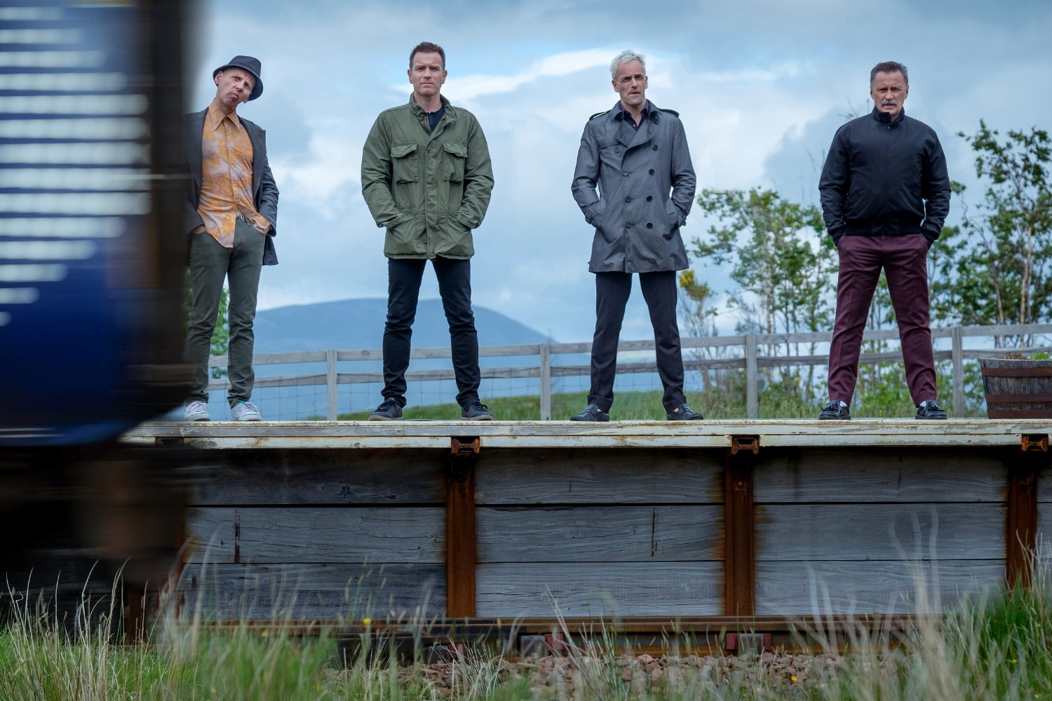 Danny Boyle's T2 Trainspotting (Sony Pictures).
