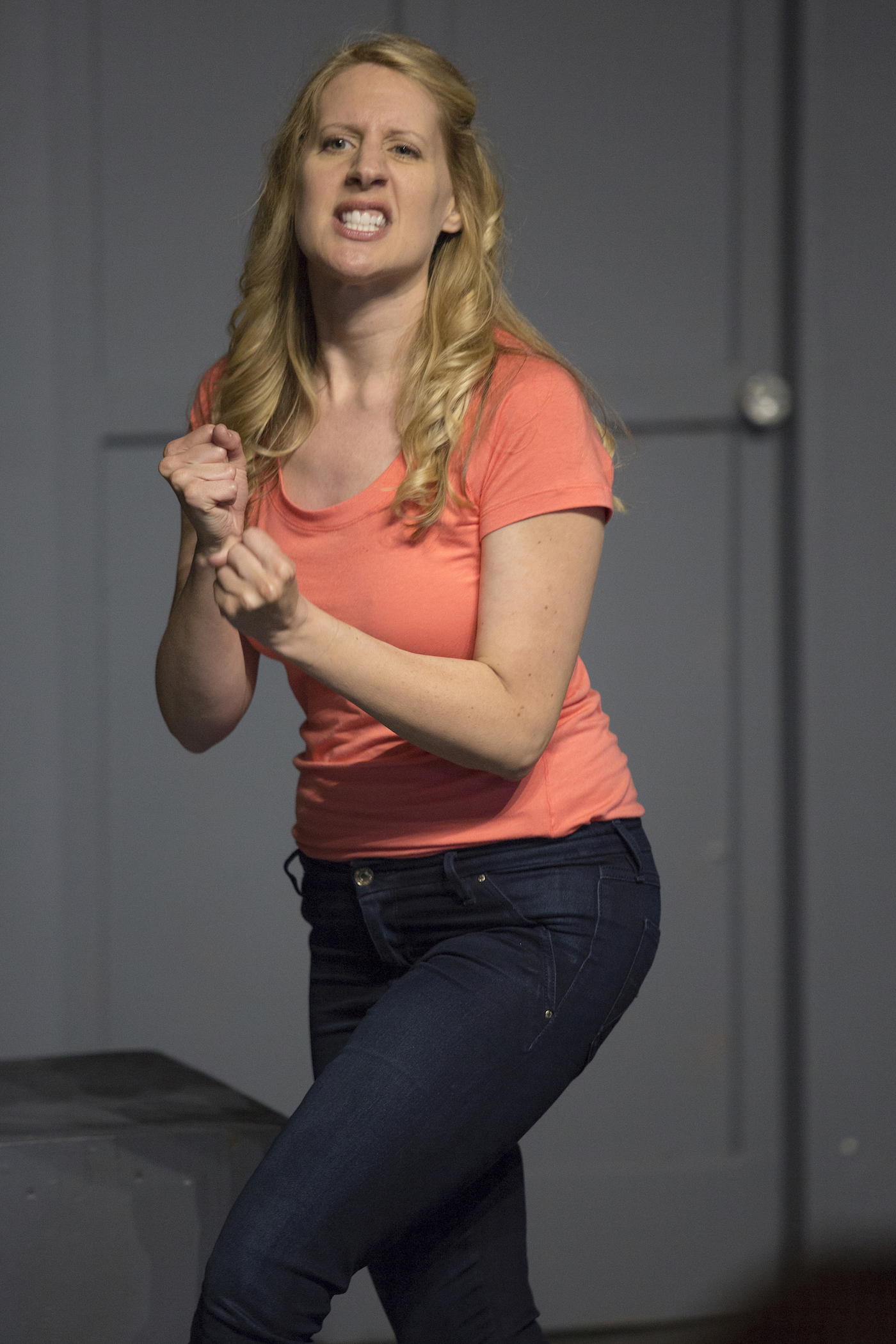 Carla Delaney. Photo courtesy of Los Angeles Women's Theatre Festival.