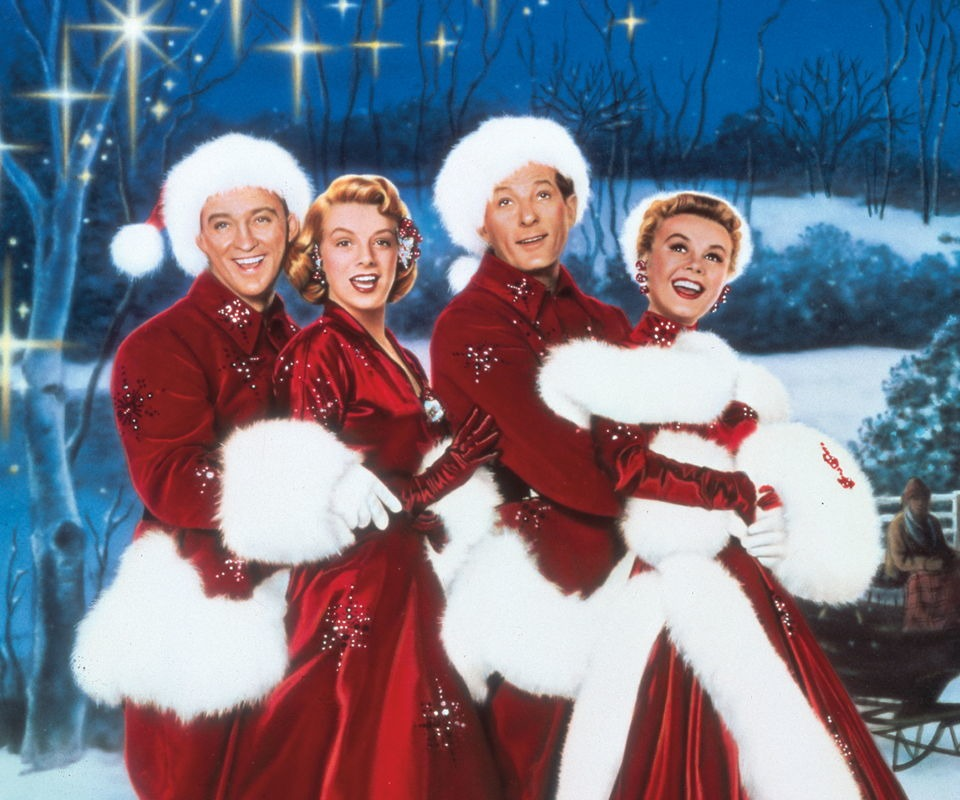 """White Christmas"""" sing along with the LA"""
